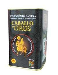 Autres spécialités Caballo de Oros, PICANTE