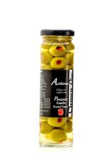 Clemen, Olives-Pimientos