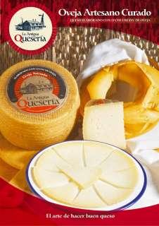 Fromage La Antigua Queseria, Artesano Curado