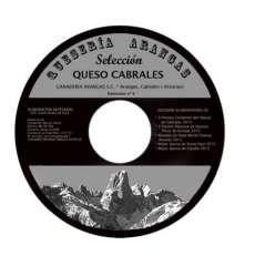 Fromage Pepe Bada, Selección Cabrales