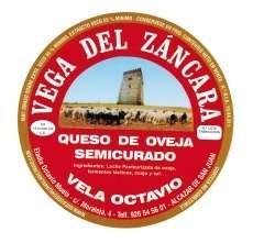 Fromage semi-durcie Vega del Záncara