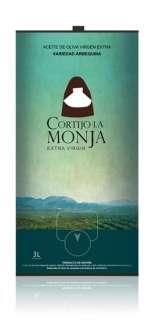Huile d'olive Cortijo la Monja, Claramunt Arberquina