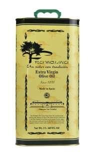 Huile d'olive Framoliva