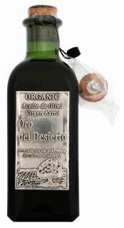 Huile d'olive Oro del Desierto