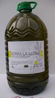 Huile d'olive Serra la Llena