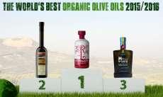 Huile d'olive World's best organic olive oils pack