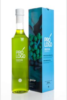 huile d'olive vierge extra Prólogo