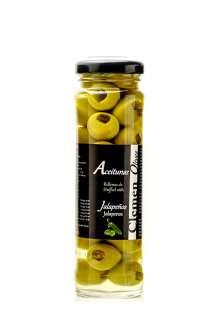 Les Olives Clemen, Olives-Jalapeños