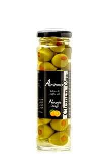 Les Olives Clemen, Olives-Naranja