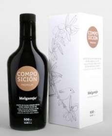 Melgarejo, Premium Composición