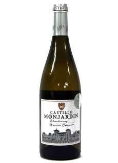Vin blanc Castillo Monjardín Chardonnay Fermentado en Barrica