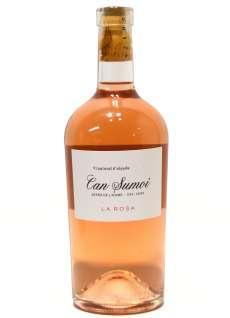Vin rosé Can Sumoi La Rosa