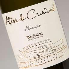 Vin rouge Altos de Cristimil