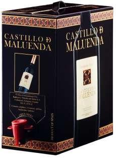 Vin rouge Castillo de maluenda BIB 3L G Sy