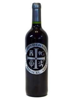 Vin rouge Compañia de Vinos M. Martín Tinto  - 12 Uds.