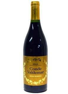 Vin rouge Conde de Valdemar