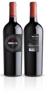 Vin rouge DEMENTE 2012
