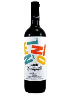 Vin rouge El Niño de Campillo