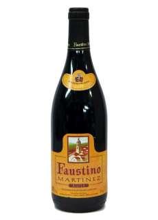 Vin rouge Faustino Martínez