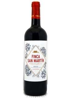 Vin rouge Finca San Martín