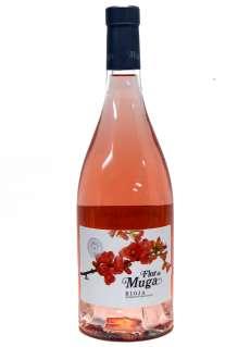 Vin rouge Flor de Muga Rosado