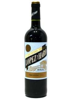 Vin rouge Hacienda López de Haro