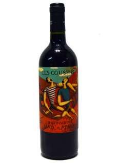 Vin rouge Les Cousins L'Inconscient