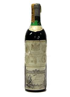 Vin rouge Marqués de Riscal