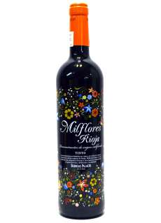 Vin rouge Milflores