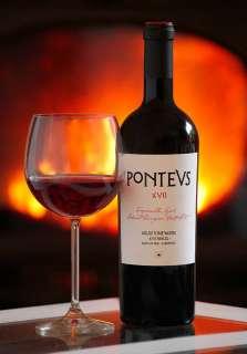Vin rouge PONTEVS