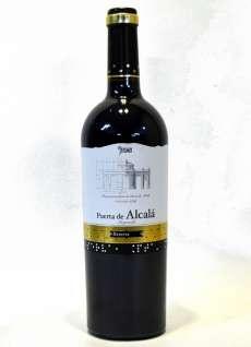Vin rouge Puerta Alcalá