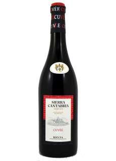 Vin rouge Sierra Cantabria Cuvee Especial