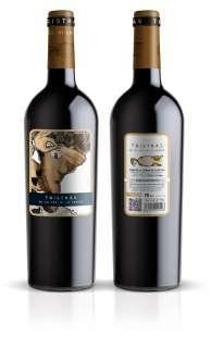 Vin rouge TRIS TRAS